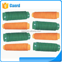 Custom Industrial Molded Flexible Silicone Rubber Bellows