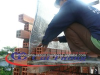 thin insulation for walls roof house