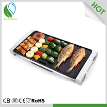 Best quality korean style bbq grill plate charcoal gas bbq