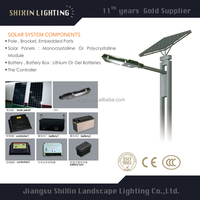 China newest hot sale 250w solar street solar led light modules pv panel