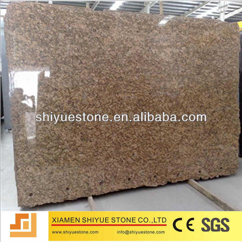 natural giallo granite colors