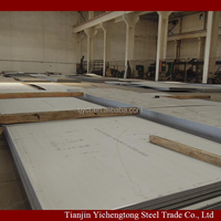 Tianjin Alibaba stainless 304 316 steel plate stock price