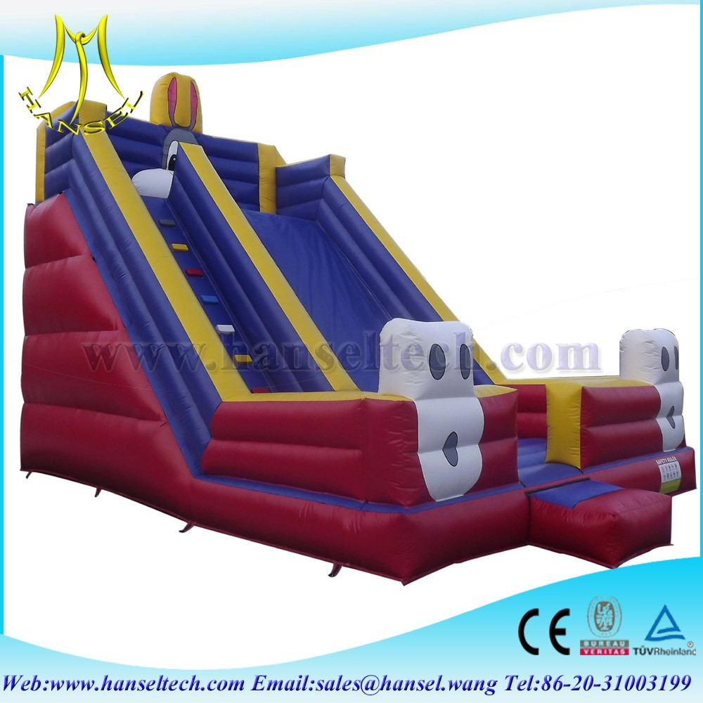 Hansel kid inflatable house inflatable party games play yard inflatable games