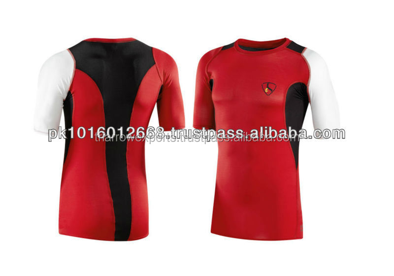 Custom Compression Jersey Men Compression Base Laye
