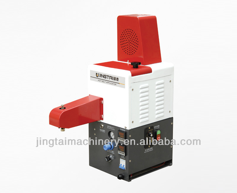 JT-105 series energy saving Hot melt glue applicator
