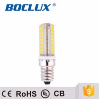 E14 AC110/220 3W 64X 3014 SMD LED 2500-6500K Corn Bulb Yard Indoor Light Lamp