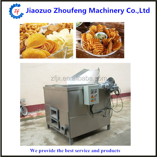 Hot!!! Oil-water mixed fryer
