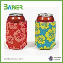 Promotion Neoprene Single Can Cooler frozen