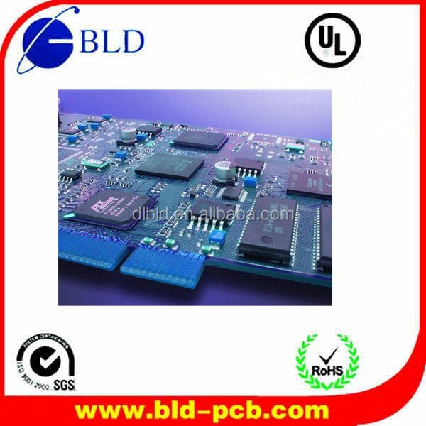 China PCB Manufacturer , China Low Cost PCB Assembly Solar PCB Circuit
