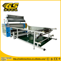 Multifunction roller heat transfer machine,fabric roller heat press printing machine for sale