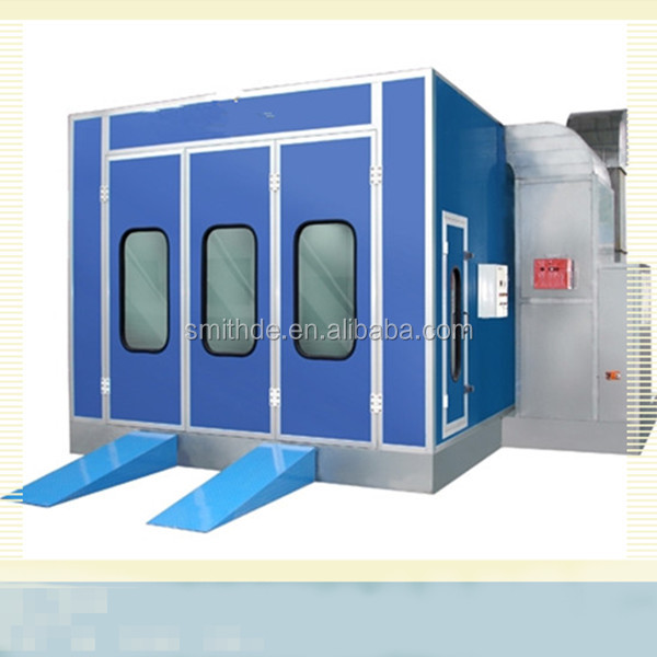 Best Selling S-58 car oven mini spray booth CE ISO