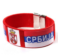 National Flag Bangle Wholesale for 2014 World Cup