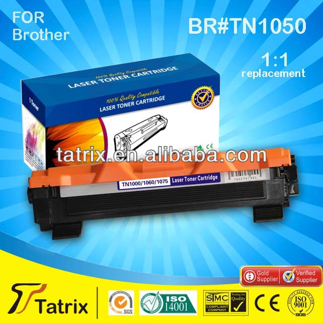 Toner Cartridge for Brother TN 1050 Toner Cartridge With 100% Defective Replacement