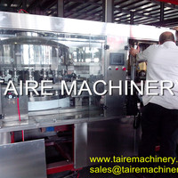 Taire Aluminum Cola Carbonated Automatic Can