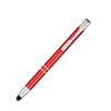 Rubber Tip Stylus Crystal Touch Pen