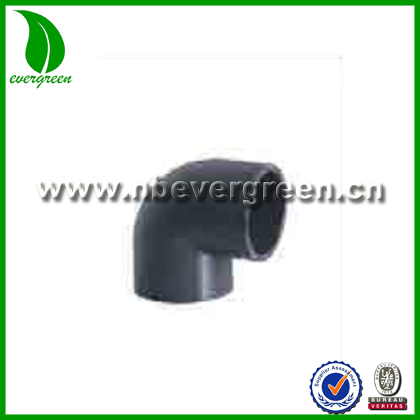 High quality pressure pvc 45 degree pipe fitting elbow