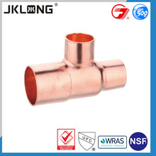 widely use reducing tee standard pipe fitting dimensions