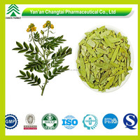 GMP Factory Supply Hot Sale Sanna Leaf Extract Powder senna fructus