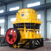 2016 High Quality Granite Rock Hydraulic Cylinder Cone Crusher