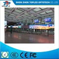 Top quality outdoor usage p4.8 HD led display board