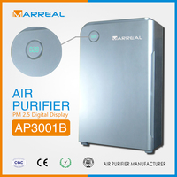 Air Ionizer Type Anion HEPA Air Purifier ionizer dust collector