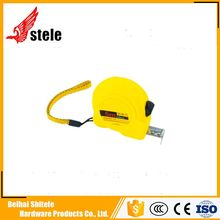 China supplier first grade salt measuring tape tool