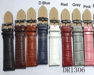 DR1306  leather watch straps