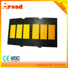 Shanghai Eroson outdoor rubber speed bump for road safety