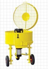 small concrete pan mixer drum for construction or feed for sale
