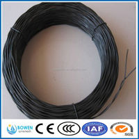 Low price 16 gauge black annealed tie wire/ annealed black wire 0.8mm/annealed wire 1.0mm