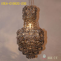 industrial ceiling lights deer head capsule hotel