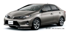 TOY COROLLA 4D SEDAN 2014 KE160