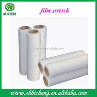 High quality Lldpe/pe Transparent Resistance Wrap Wrapping Film Stretch For packing made in china