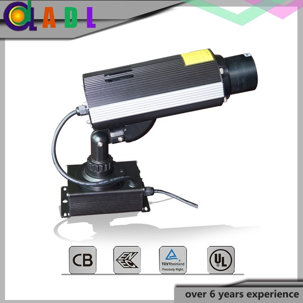 Sunrise 40w outdoor led wall gobo projector 4000 lumens