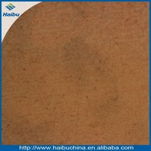 wholesale faux artificial leather fabric cloth to UK fashional synthetic leather for sale