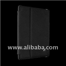 Vaja Black/Black Leather Agenda Case for tablet pc