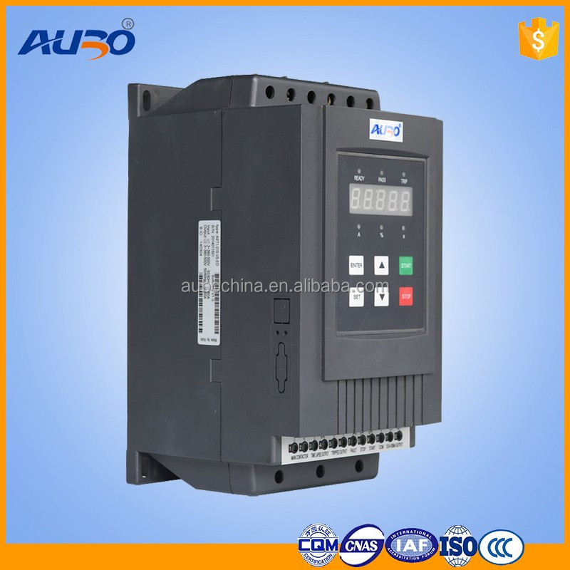 Best Price 220V 380V AC Best Power Motor Starter Soft Starter 15KW