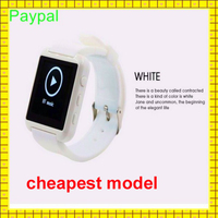 Cheap paypal accept new Pedometer cell phone watch