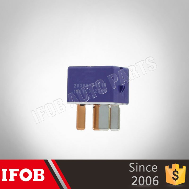 IFOB Different Types Of Relays 28300-28010 For Toyota YARIS Car ZSP91