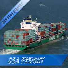 shipping container from shanghai to dubai departure: china fast speed safty A+