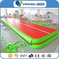 Korea DWF Inflatable air tumbling track mattress, inflatable jumping mat inflatable gym mat gymnastics professional air track