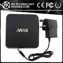 RK Download User Manual for Android M8S TV Box Stable Android 4.4 Smart Internation TV Box