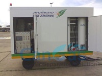 CANGAS High Quality Mobile Vehicular PSA Nitrogen/N2 Generator