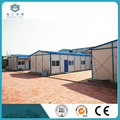 Single storey steel structure house modern light steel framing prefab house