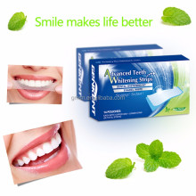 New type 3D white teeth whitening strips CE/FDA Approved teeth whitening gel strips