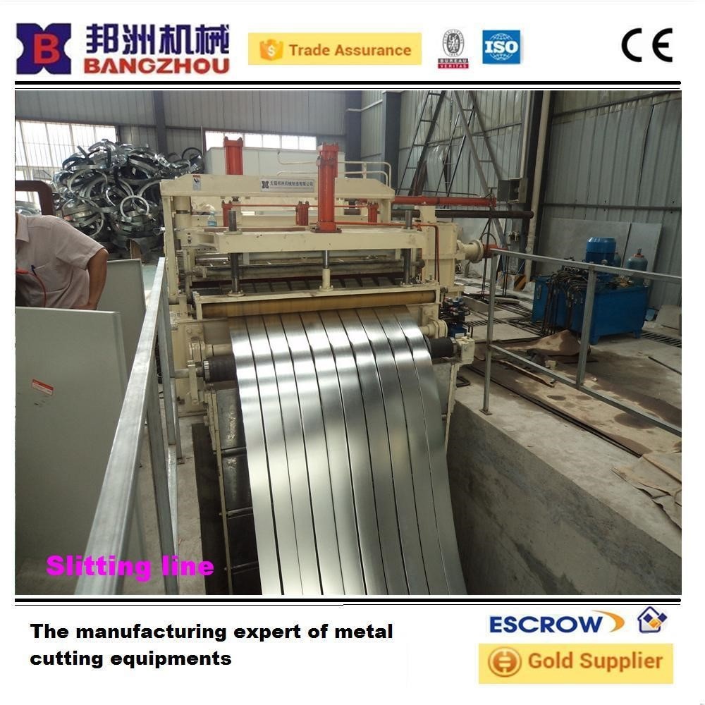 common coil Steel Uncoiling Slitting Machine