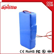 High Quality Li-ion Lithium Battery 24V 10Ah Deep Cycle Battery for Power Vehicles