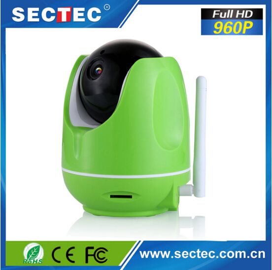 pravite IP camera alarm system kits motion detect remote control wireless kits camera cctv