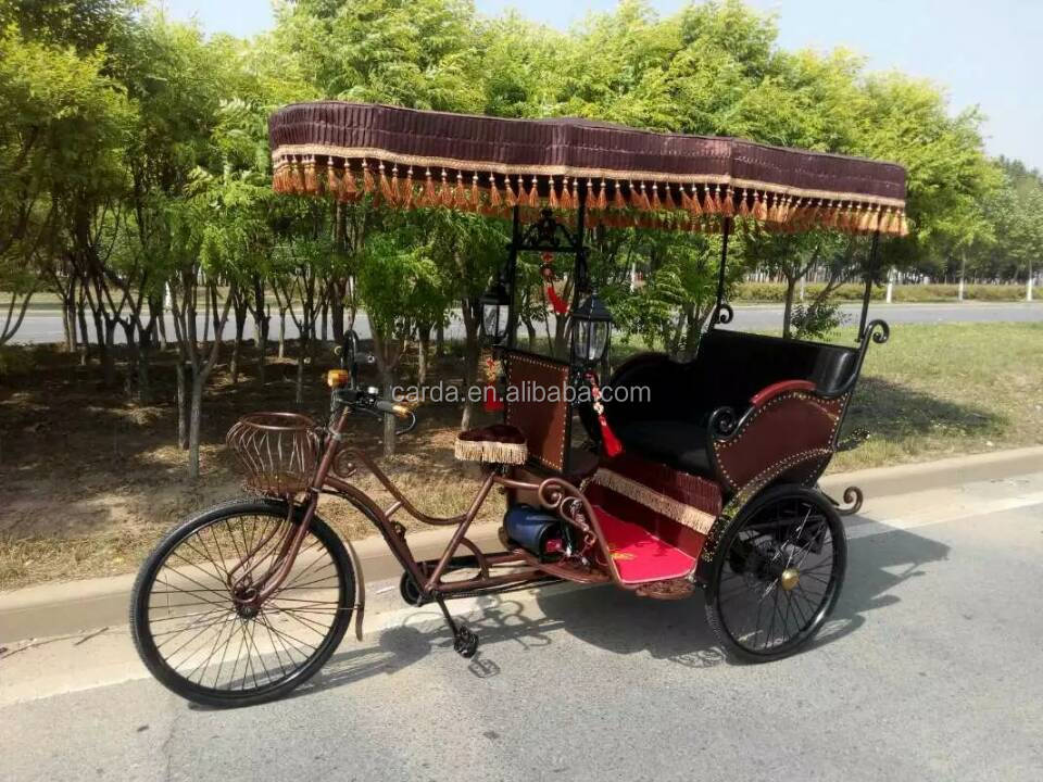 Electric Tricycle Simlar with Wagon For Passenger