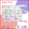 2015 wetbag New printed wholesale diaper wet bags nappy bag
